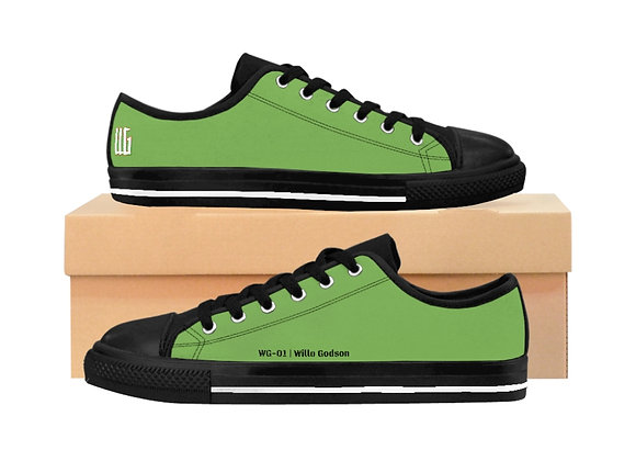 WG-01 | Willo Godson sneakers (Sweet Green)