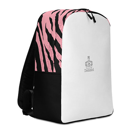 Domnici Minimalist Backpack (Limited Edition) Pink Void