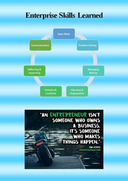 Enterprise Skills Learned