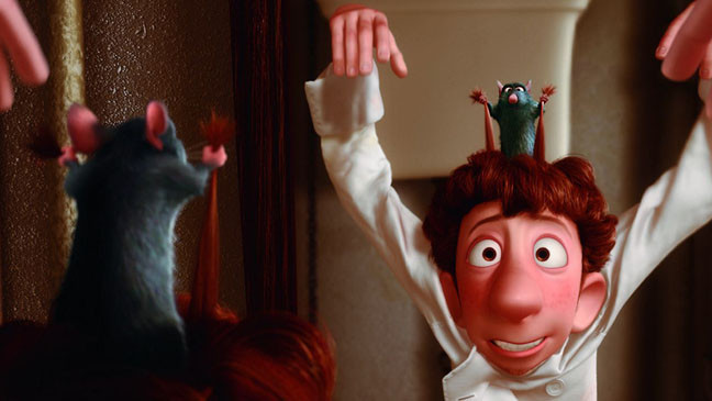 "Issues in Race in Ratatouille ""An artist can come from anywhere"""