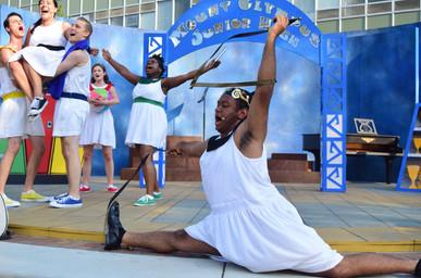 """""""Dionysus""""- Mount Olympus Junior High at Summer Circle Theatre"""