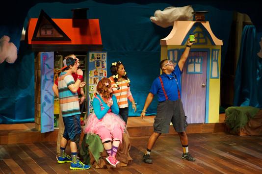 """""""Billy""""- Stinky Kids at Aurora Theatre"""
