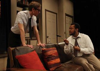 """""""Willum""""- The Nerd at Williamston Theatre"""