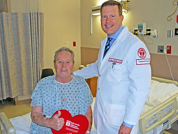 Dr. Grayson Wheately Heart Surgeon Cardiac Aortic Valve Aneurysm Dissection TAVR