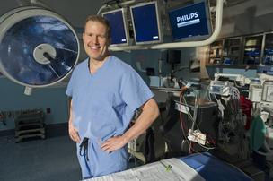 Dr. Grayson Wheatley, Cardiovascular Surgeon, Nashville, Tennessee, specializing in aortic surgery including TEVAR, EVAR, TAVR and open heart surgery and aneurysm repair.