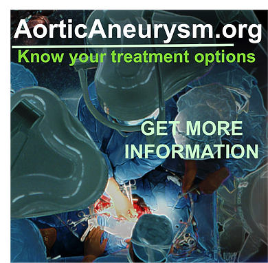 Aorticaneurysm.org Aorta Aortic Aneurysm Dr. Grayson Wheatley Heart Surgery Surgeon TEVAR EVAR TAVR