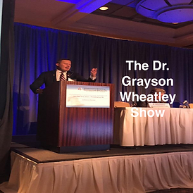 Dr. Grayson Wheatley podcast show heart surgery, aorta, aneurysm, endovascular stent