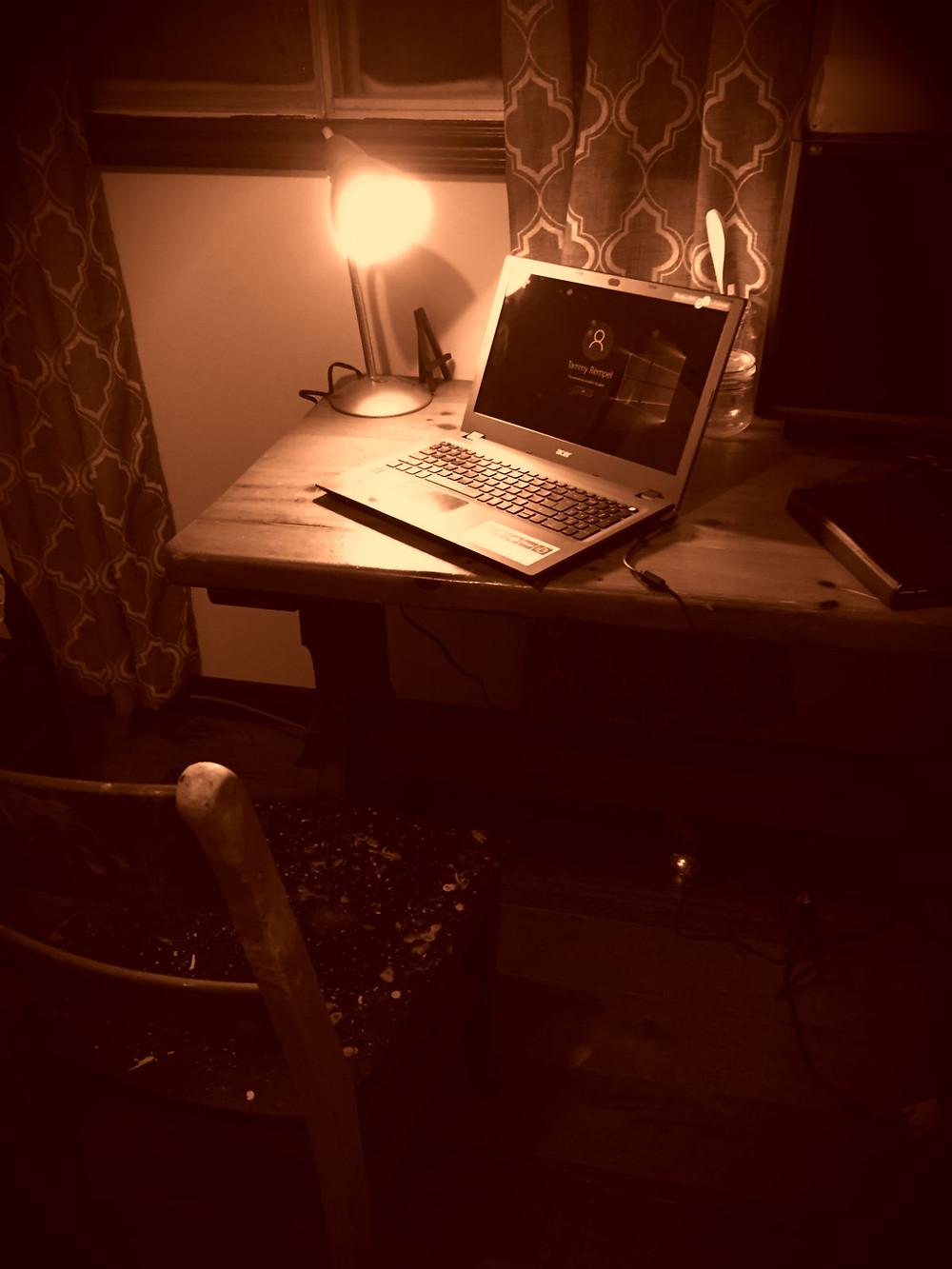quiet office space