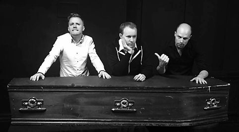 Coffin Presented by Clatterhouse Theatre