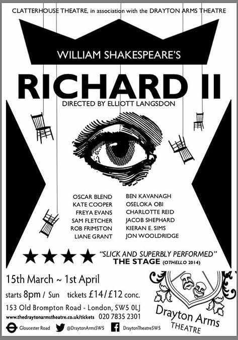 Richard II Poster Image