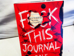 Get Yourself Some F**k This Journal!