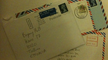 We Could Send Letters #2 - January 26th!