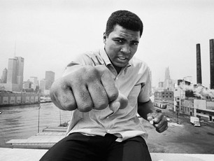 MUHAMMAD ALI'S MANAGER HAS CONCERNS