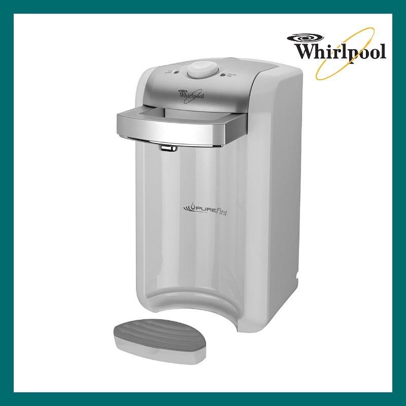 mantenimiento purificador whirlpool