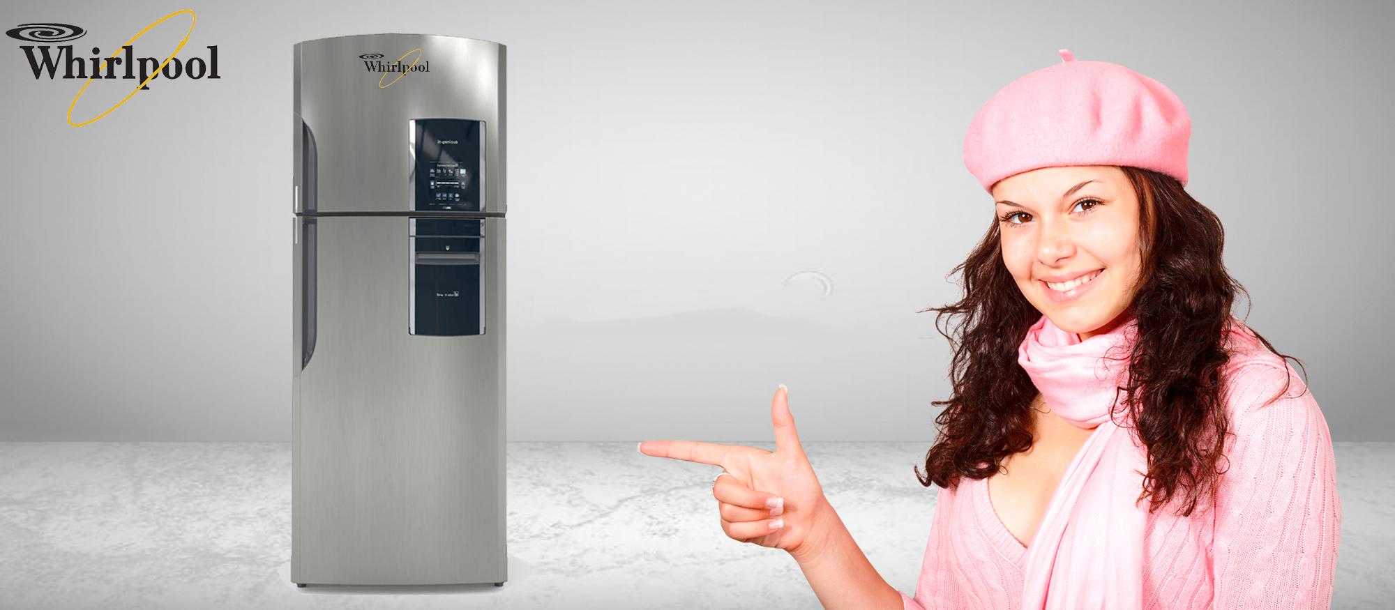 reparacion de refrigeradoras whirlpo