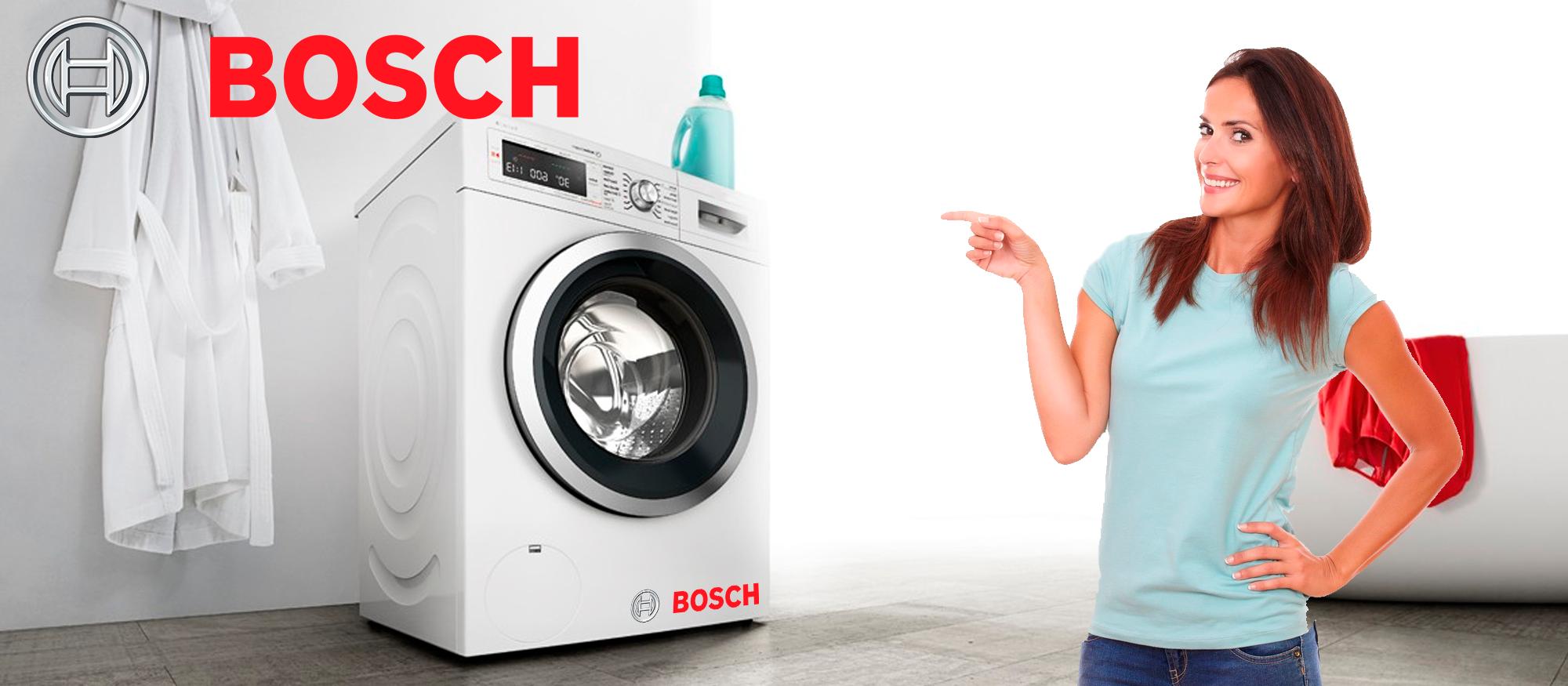 reparacion de  lavadoras bosh