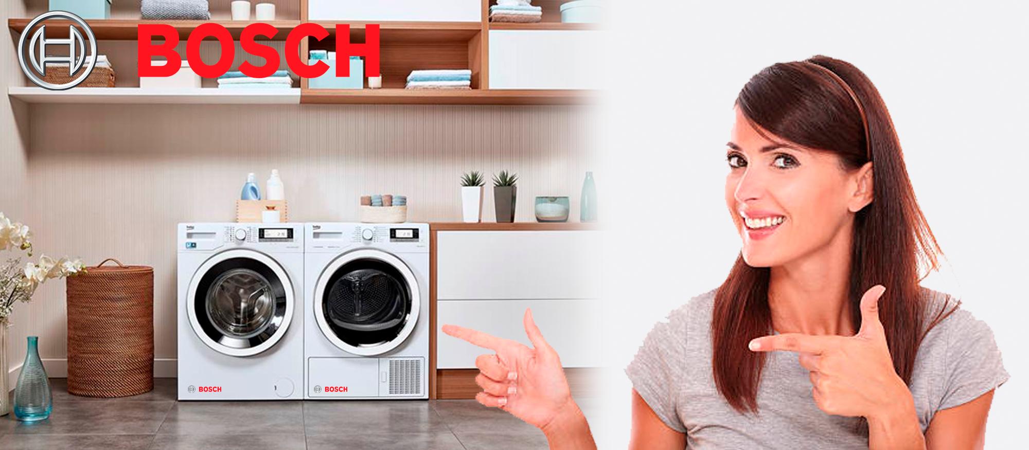 servicio tecnico de secadoras bosh