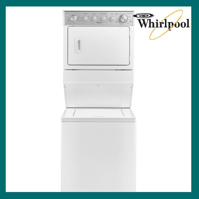 whirlpool centro lavado reparacion