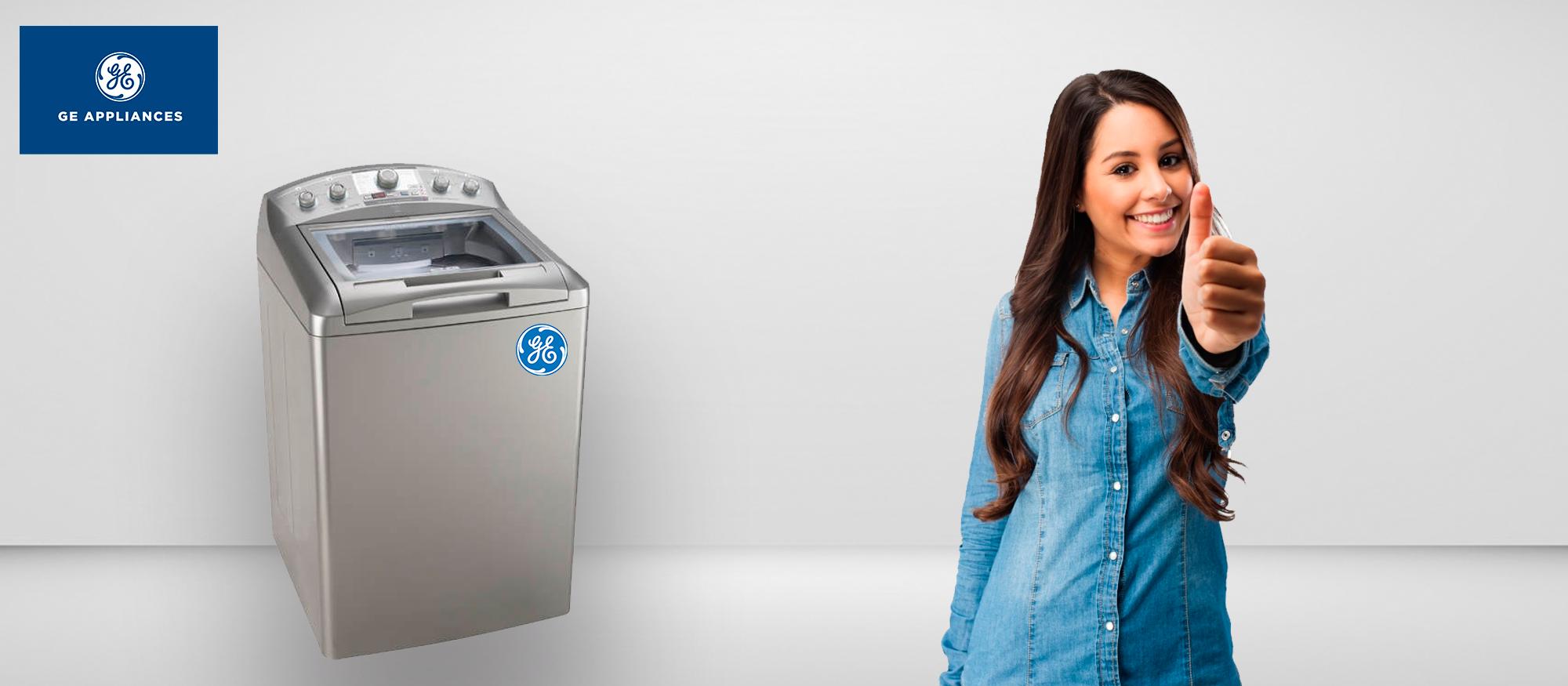 servicio tecnico de lavadora  g e