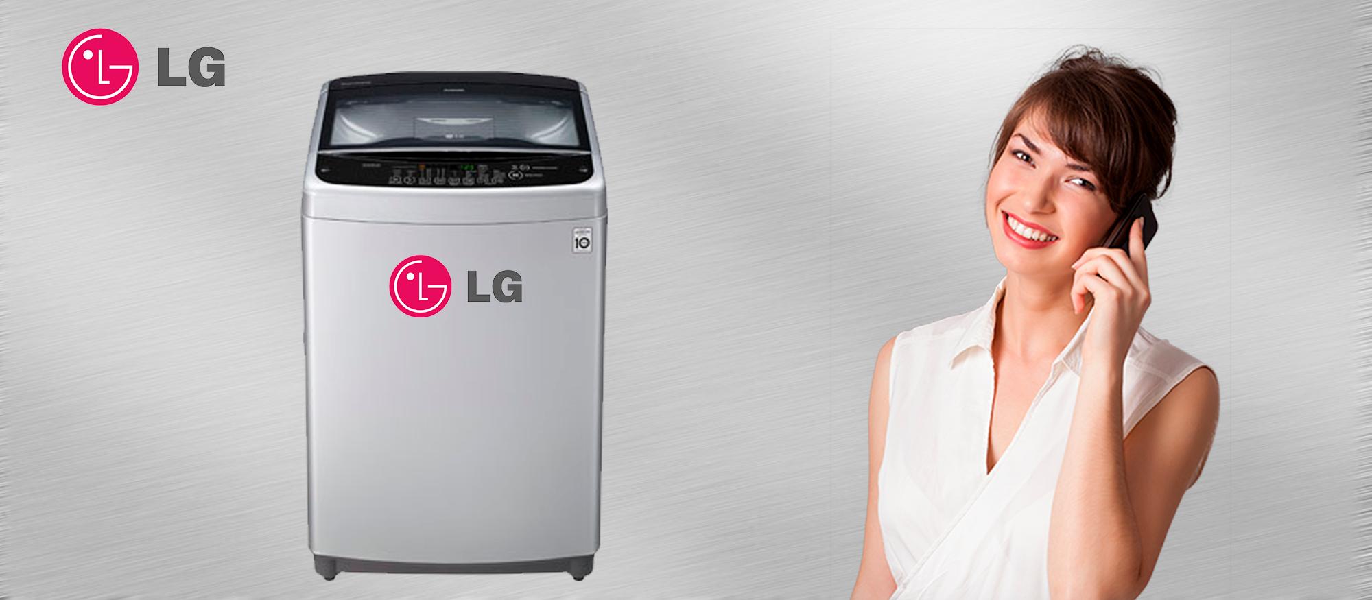 servicio tecnico de lavasecas lg