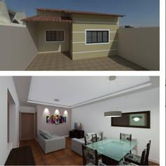 Construção Residencial - 60m²