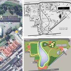 Parque dos Espanhóis - 41,7mil m²