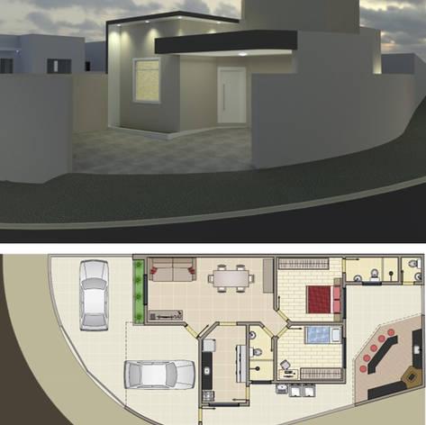 Construção Residencial - 109m²