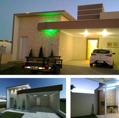 Construção Residencial - 165m²
