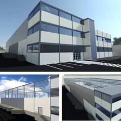 Galpão Industrial - 2,3mil m²