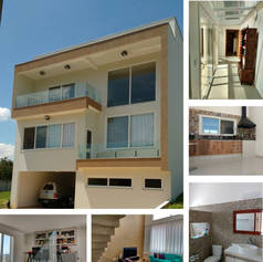 Projeto Residencial - 260m²
