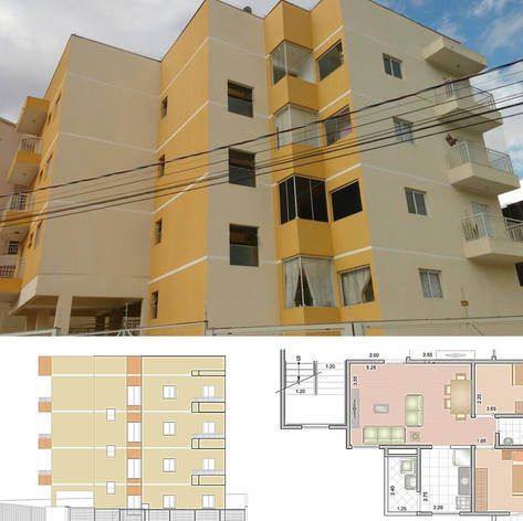 Edifício Moraes - 690m²