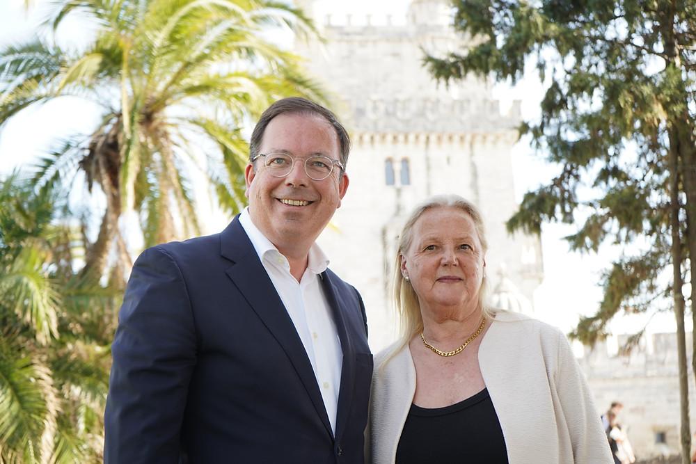 """Leur liste, """"Français du Portugal - union de Centre-Droit"""" est à nouveau candidate pour les prochaines élections consulaires."""