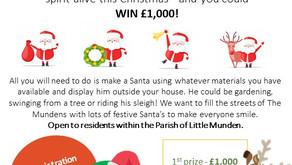 Win £1,000 for Christmas