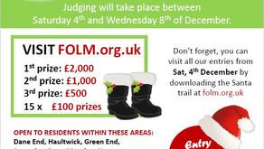 Santa competition 2021 - win £2,000