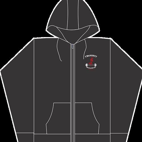Highland Hooded Sweatshirt with Zip