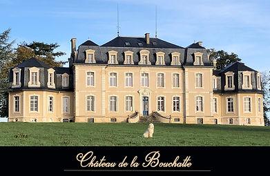 © château de la Bouchatte