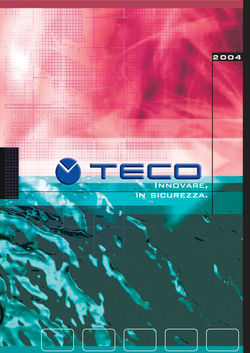 TECO - copertina catalogo