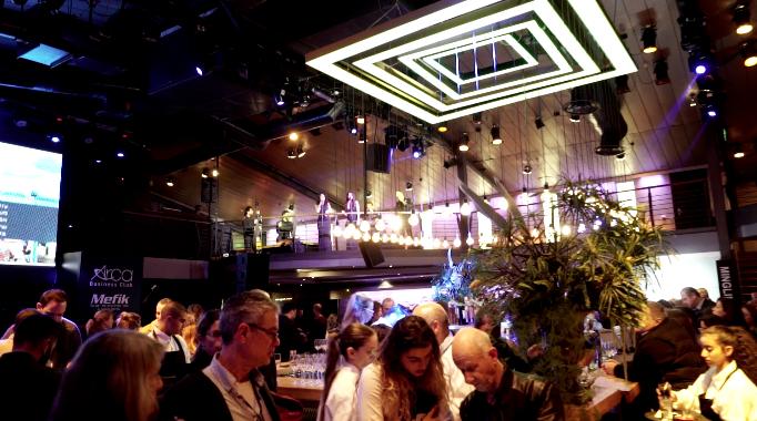 GrooveMetro @ Arca Business Gala