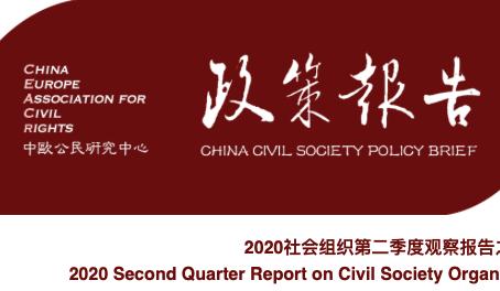 2020社会组织第二季度观察报告 - 2020疫情下社会组织观察报告之性别篇