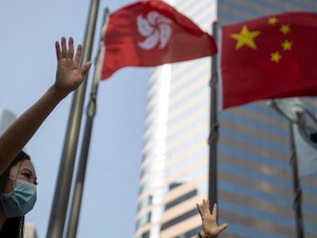 404月报2020年5月号,香港:一国不再两制