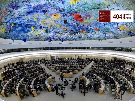 404 - 11月,人权在场