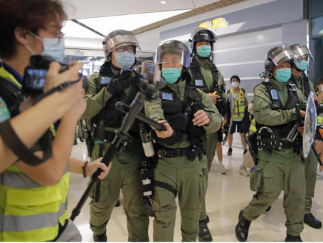 404月报2020年7月号:全球声讨中国的导火线——港版国安法