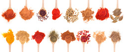Our Spices & Powders