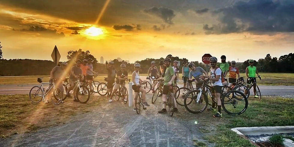 Ride Like a Fish - Weekly Group Ride