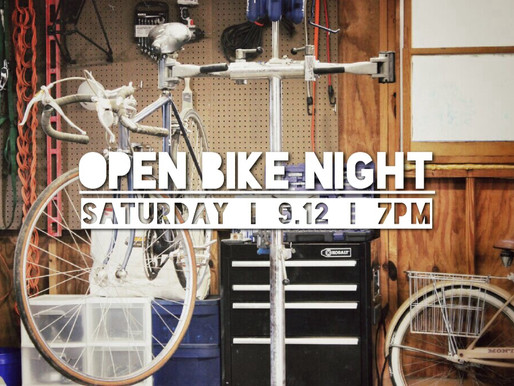 Open Bike Night