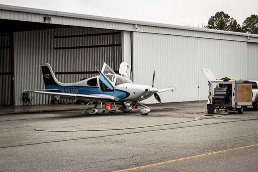 Mobile airplane detailing winston-salem north carolina
