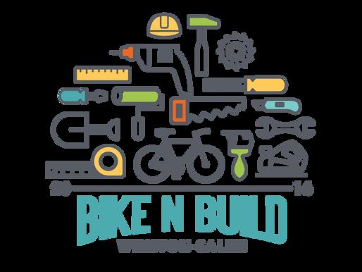 BikeNBuild with Habitat for Humanity