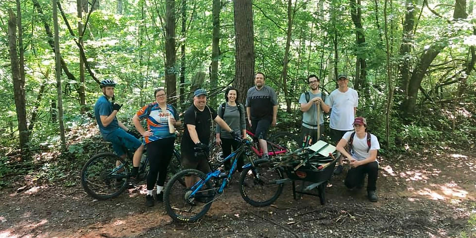 Horizons Park - Trail Workday