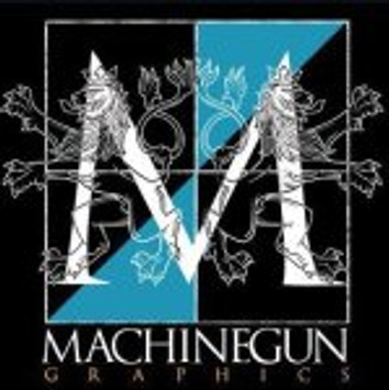 Machine Gun Graphics logo