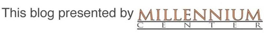 Millenium Blog Banner